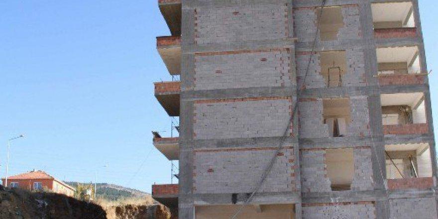 Yozgat'ta İki Ayrı İnşaat Kazası: 1 Ölü, 2 Yaralı