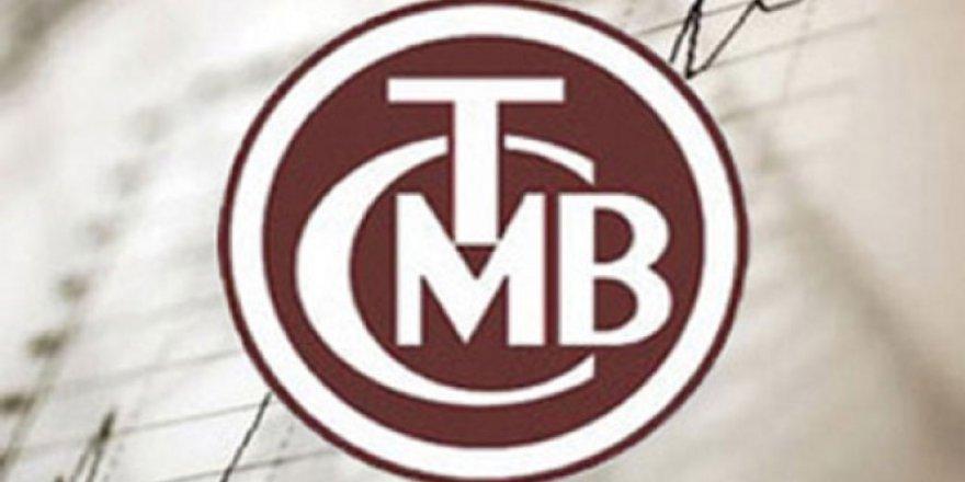 Türkiye Cumhuriyeti Merkez Bankası Rezervleri Arttı