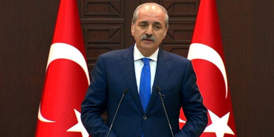 Başbakan Yardımcısı Numan Kurtulmuş'tan Yeni Anayasa Açıklaması