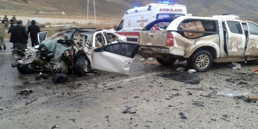 Van, Gürpınar'daki Kazada Ölüm Sayısı 6'ya Yükseldi