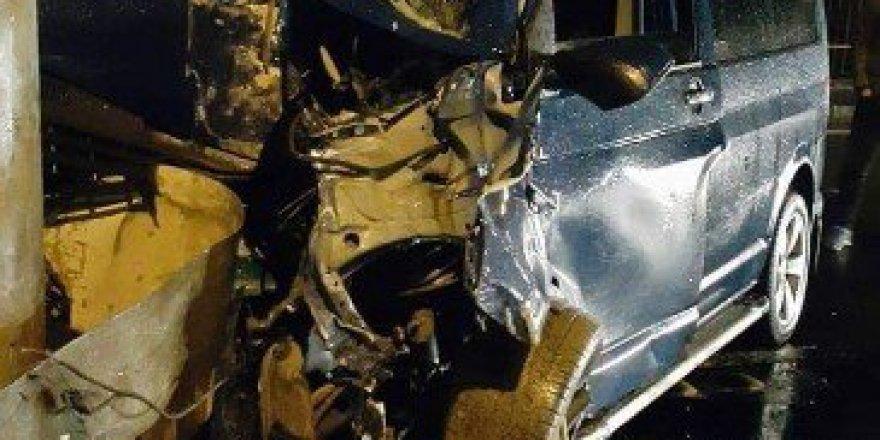 Trabzon, Ortahisar'da Trafik Kazası: 1 Ölü