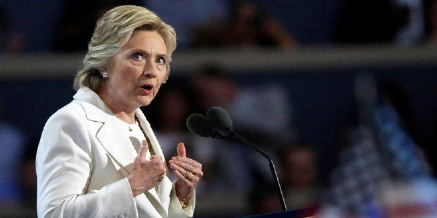 Clinton: İnsanlar FBI'ı sorguluyor