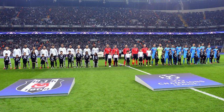 Beşiktaş 1-1 Napoli