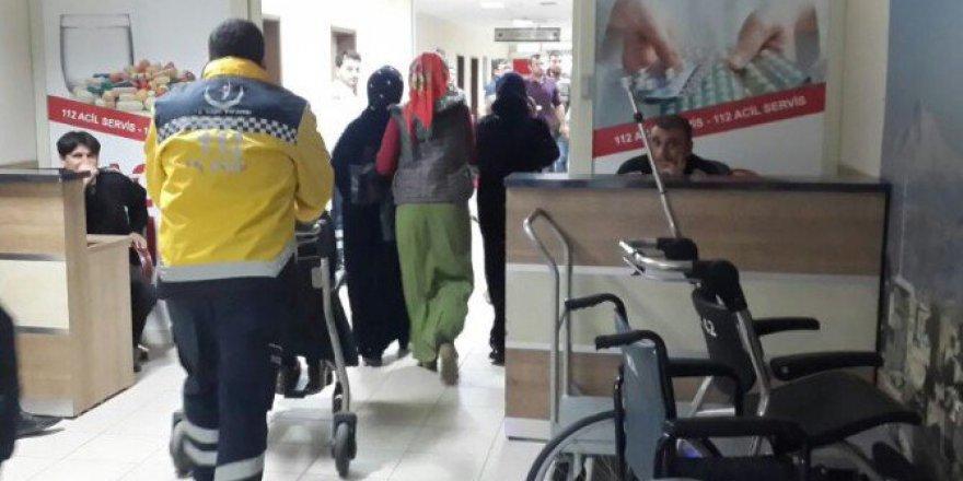 Nevşehir, Derinkuyu'da Çadırda Kalan Mevsimlik İşçiler Karbonmonoksit Gazından Zehirlendi