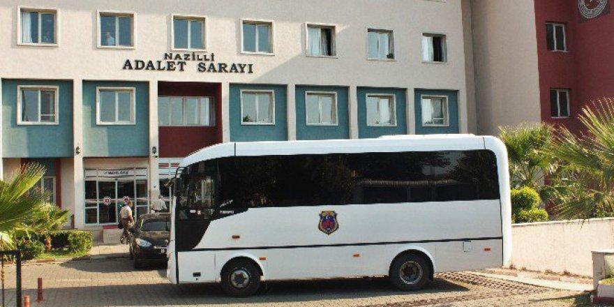Aydın, Nazilli'de 2 Kişi Daha FETÖ'den Gözaltına Alındı