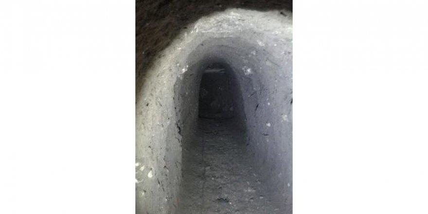 Mardin, Nusaybin'den Suriye'ye Uzanan Tünel Bulundu