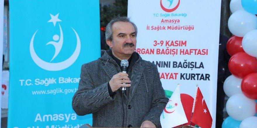 Ertosun: Türkiye'de 25 Binden Fazla Kişi Organ Bekliyor
