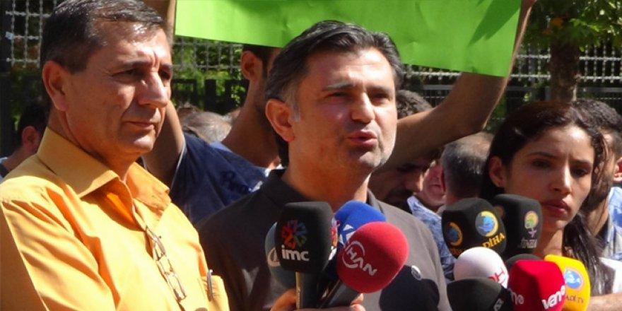 Serbest Bırakılan Milletvekili HDP'li Ziya Pir oldu
