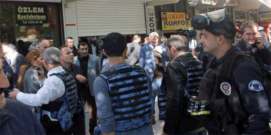 Diyarbakır'da göç başladı..