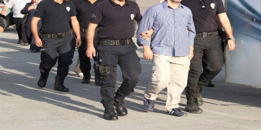 Manisa, Turgutlu'da ''Demirbilek-2'' Ve ''Bayrak'' Operasyonunda 8 Gözaltı