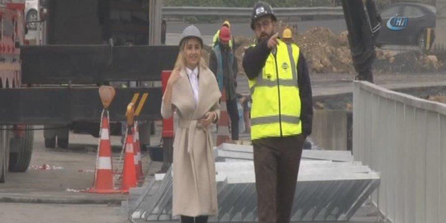 Tema İstanbul Köprüsü ve yan yollar yarın hizmete açılıyor