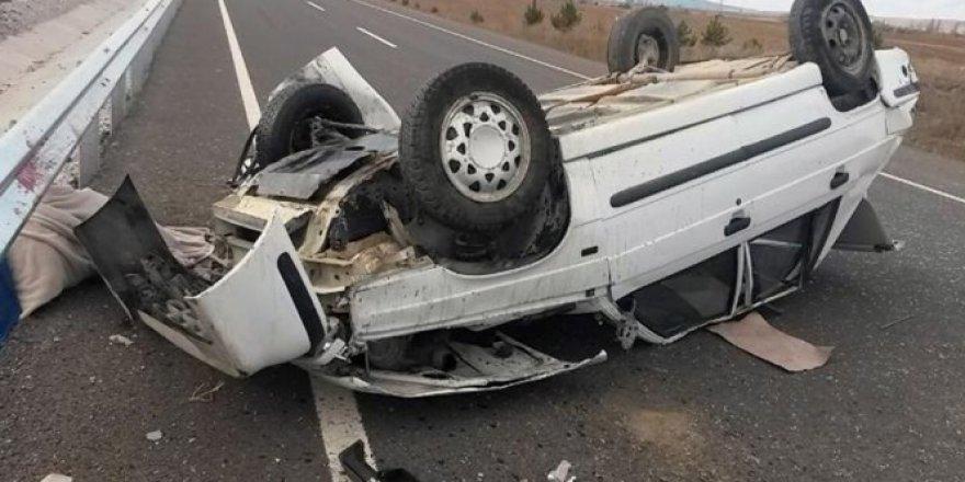Tavşanlı'da Turhan Kocabaş kazada öldü