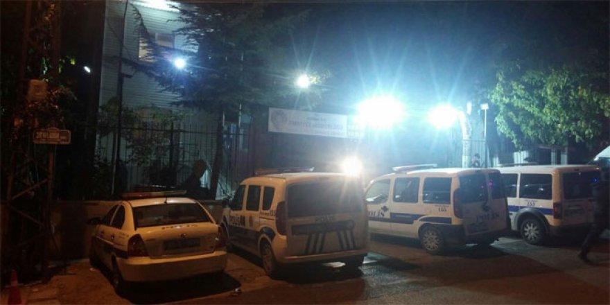 Ankara'da karakola silahlı Saldırı!