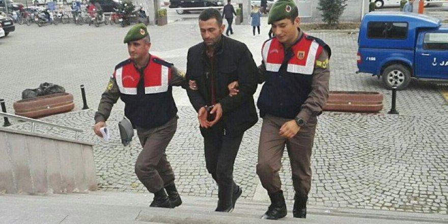 Bursa, İnegöl'de Firari Sanık Jandarmadan Kaçamadı