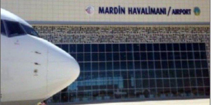 Mardin Havalimanında Yolcu Sayısı Yüzde 15 Arttı