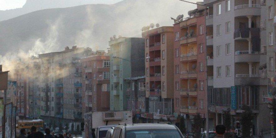 Hakkari'de Hava Kirliliği Vatandaşları Tedirgin Ediyor