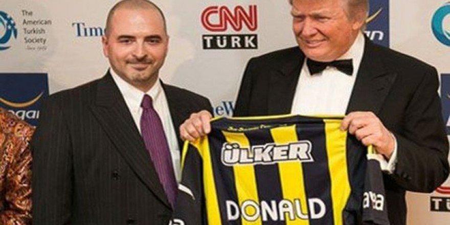 Fenerbahçe, Donald Trump'ı Tebrik Etti