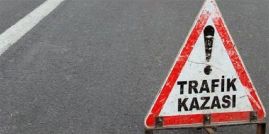 Kütahya'da Otomobil ile Kamyon Çarpıştı: 4 Yaralı