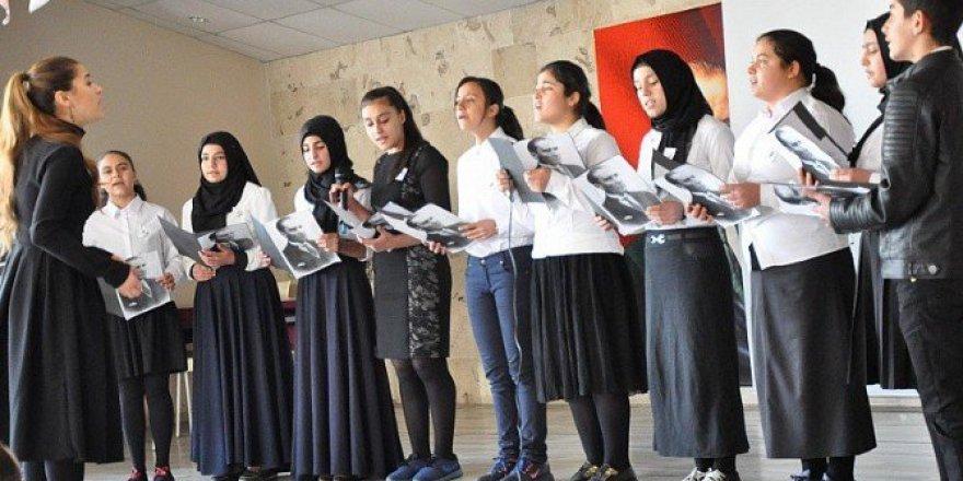 Mutki'de 10 Kasım Atatürk'ü Anma Etkinlikleri