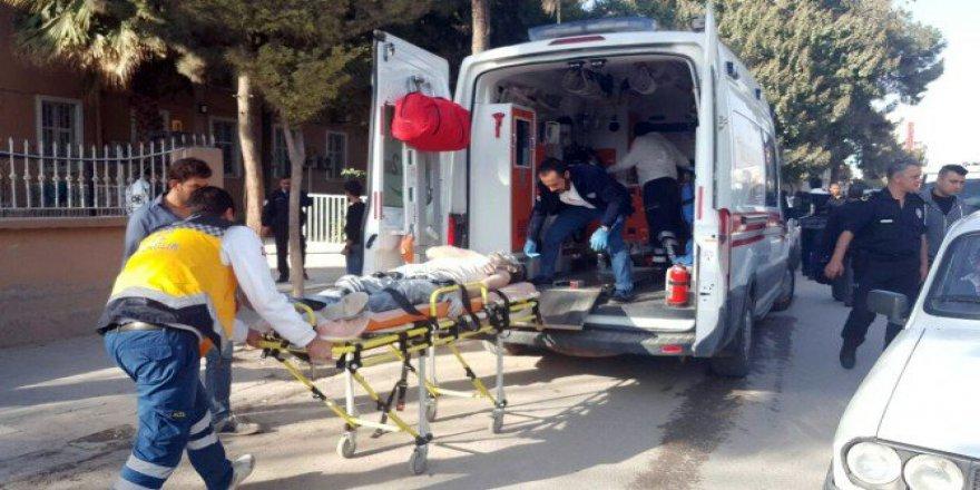Suruç'ta Bir Şahıs Üzerine Benzin Döküp Kendini Yaktı