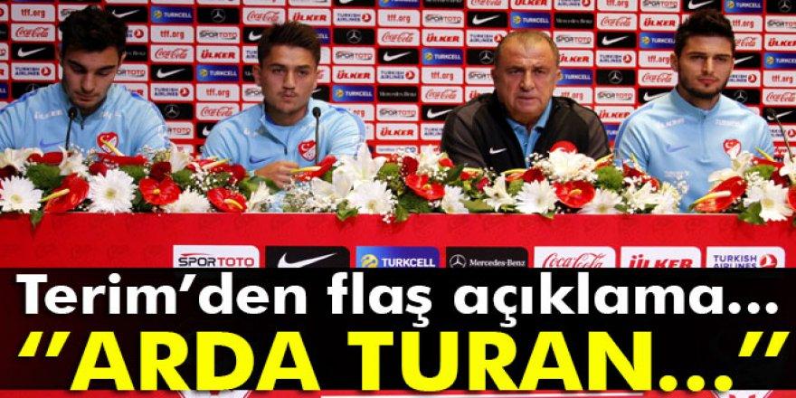 Fatih Terim: Kosova maçı kolay olmayacak