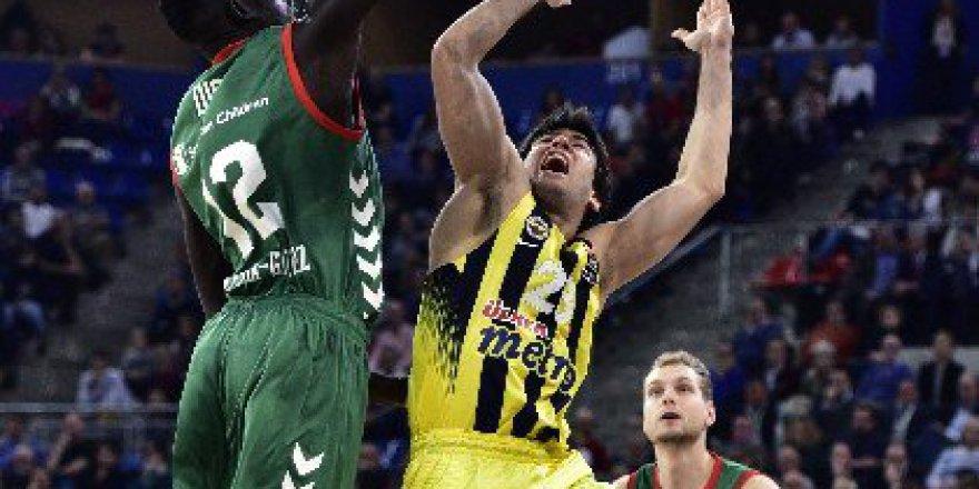Fenerbahçe 52-86 Baskonia Vitoria