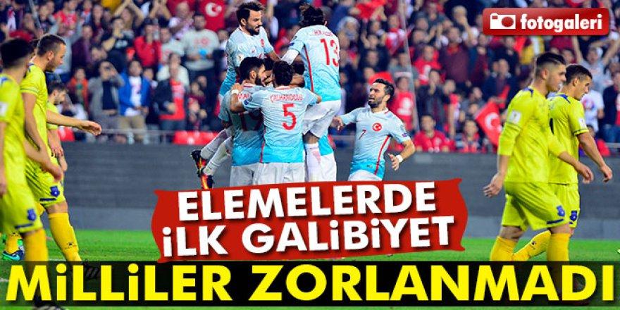 Türkiye 2-0 Kosova