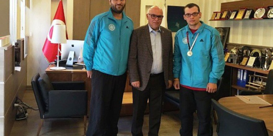 Süleymanpaşalı Yüzücü Yücel, Açık Denizde Türkiye Şampiyonu Oldu