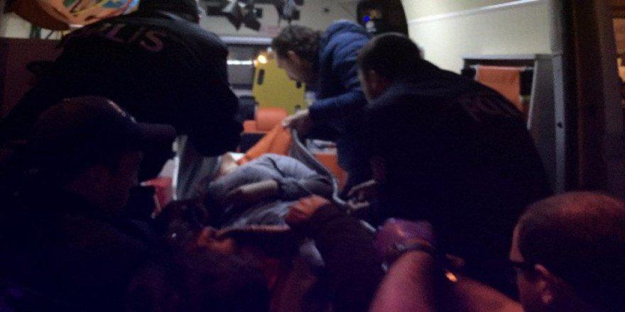 Tekirdağ, Süleymanpaşa'da Pompalı Tüfek Dehşeti: 2 Yaralı