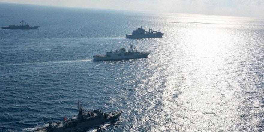 Deniz Kuvvetleri'nde 291 personel uzaklaştırıldı