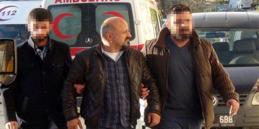 Kastamonu Merkezli 16 ilde eş zamanlı 'FETÖ' operasyonu: 80 Gözaltı