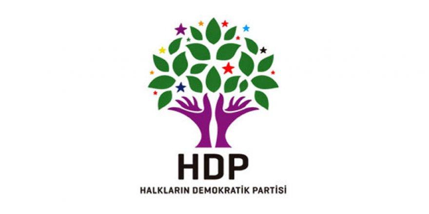 HDP Adana İl Başkanı Beyaz'ın da Bulunduğu 8 Kişiye Ev Hapsi