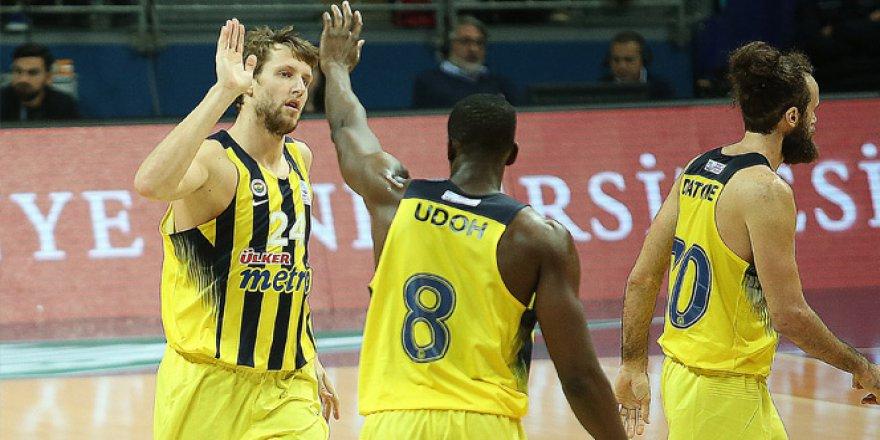 Maccabi FOX Tel Aviv 87-77 Fenerbahçe