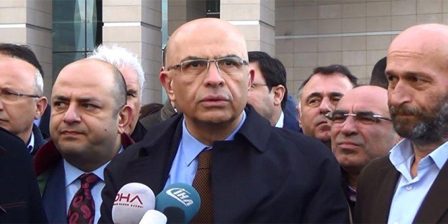 Enis Berberoğlu İlk Kez Hakim Karşısına Çıktı