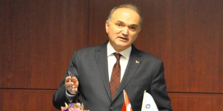 """Bakan Faruk Özlü: """"Tübitak'ı Güncellemek İstiyoruz"""""""