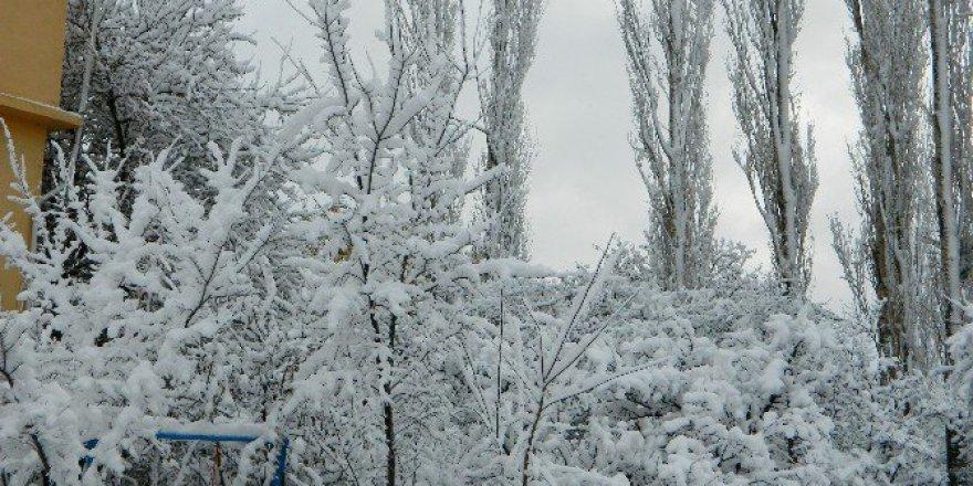Ardahan Posof'ta Kar Tatili