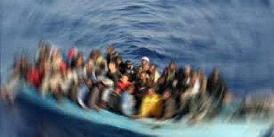 Göçmen faciasında ölü sayısı 6'ya yükseldi!