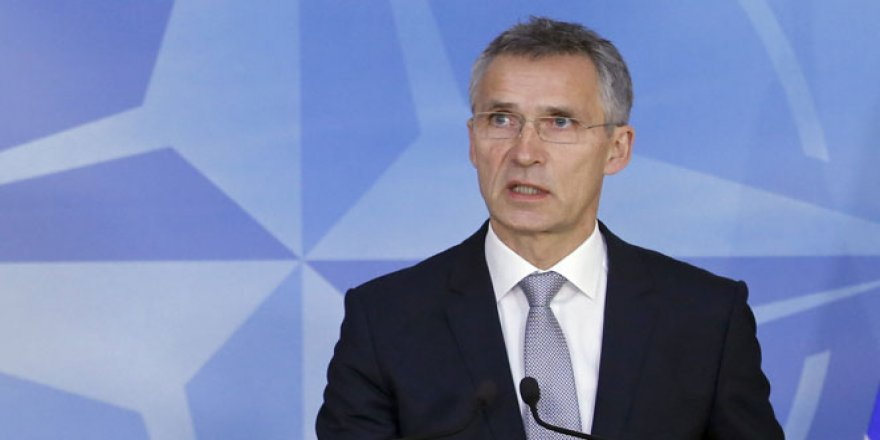 NATO Genel Sekreteri Jens Stoltenberg'den İltica Açıklaması