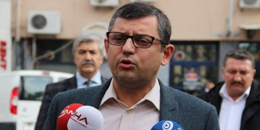 CHP'li Özel'den Cinsel İstismar Önergesine Tepki: cinsel istismar suçtur, rıza kabul etmez