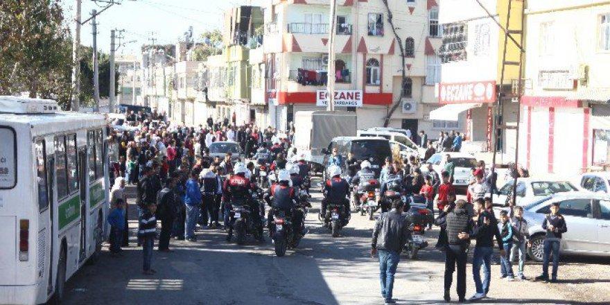 Adana'da 300 Polisle 'Narko-terör' Operasyonu