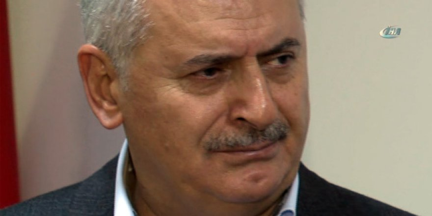 15 Temmuz Gazisi, Başbakan Yıldırım'ı Duygulandırdı