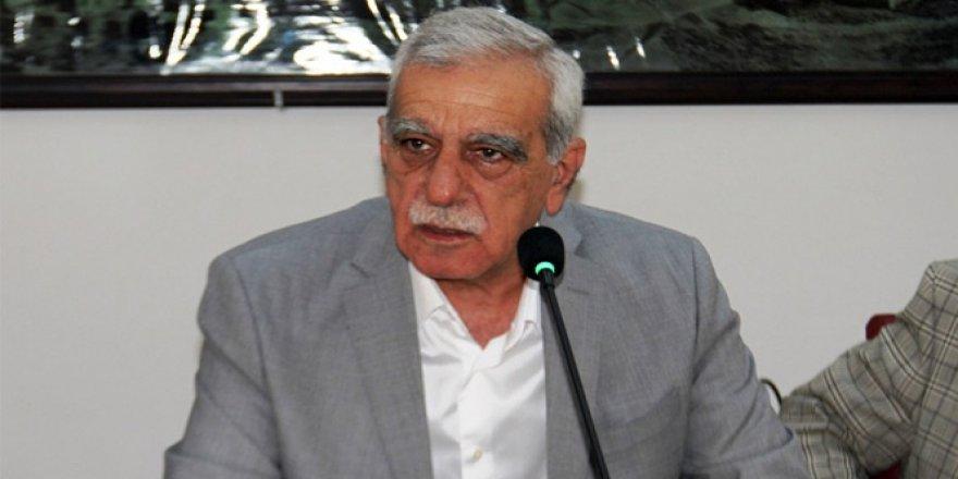 Ahmet Türk ve Artuklu belediye eş başkanları gözaltına alındı
