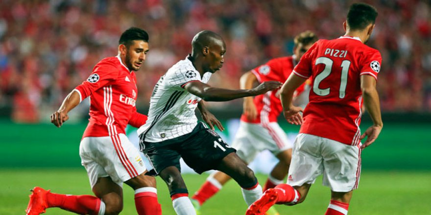 UEFA Şampiyonlar Ligi'nde Beşiktaş'ın Final Maçı Benifica'yla