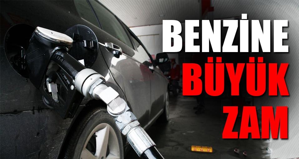 Benzin Fiyatlarına Dudak uçuklatan Zam!