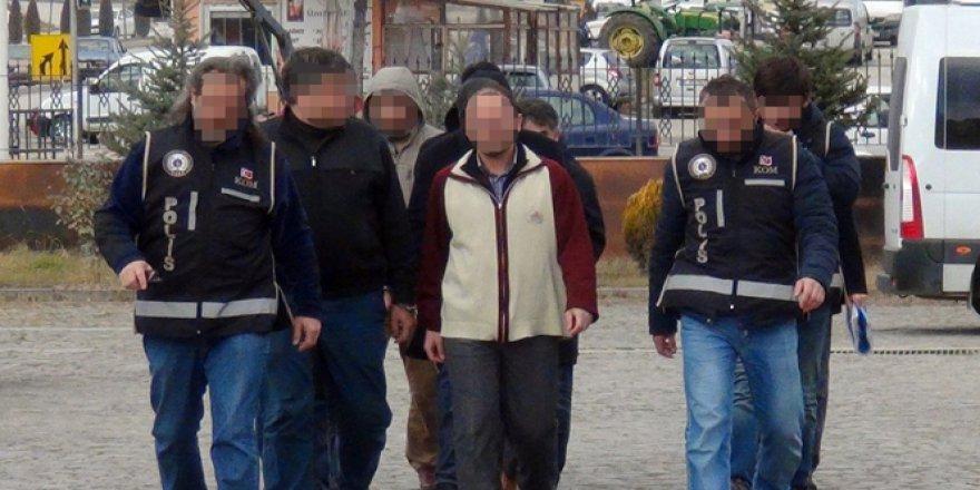 Kastamonu merkezli operasyonda 14 'ByLock'çu tutuklandı