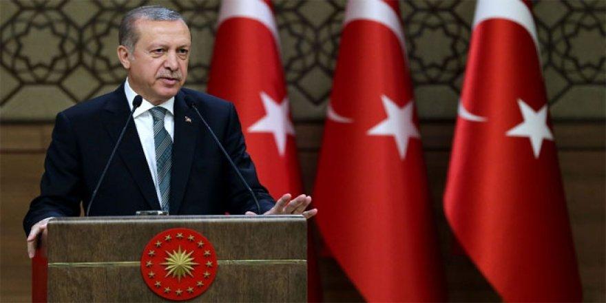Cumhurbaşkanı Erdoğan'dan 'Altın' önerisi