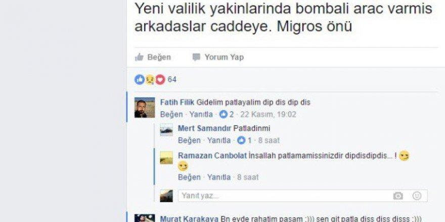 Adana'daki Patlamadan 2 Gün Önce Dikkat Çeken Paylaşım