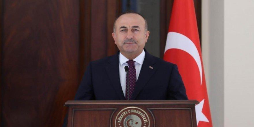 """Mevlüt Çavuşoğlu: """"Eğer Müzakerelerden Bir Sonuç Çıkmazsa O Zaman B Planı'nı Görüşürüz"""""""
