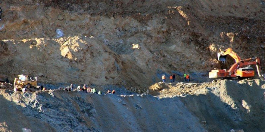 Şirvan'daki maden ocağındaki göçükten 2 işçinin daha cenazesine ulaşıldı