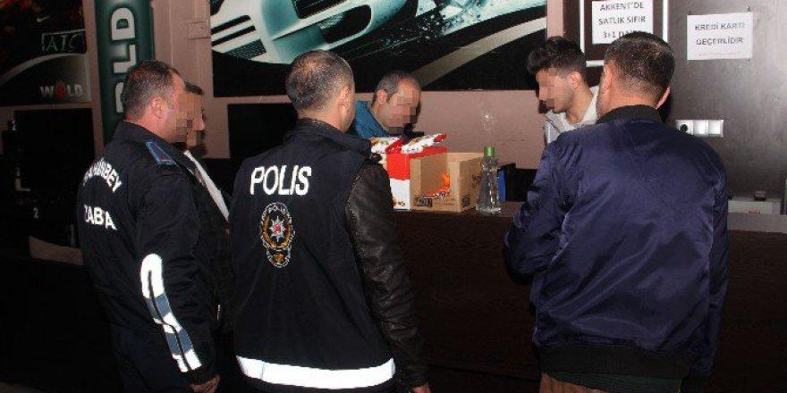Gaziantep'te Geniş Çaplı Huzur Uygulaması